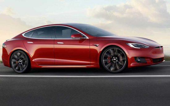 Tesla ganha dinheiro para compensar as emissões de outras fabricantes