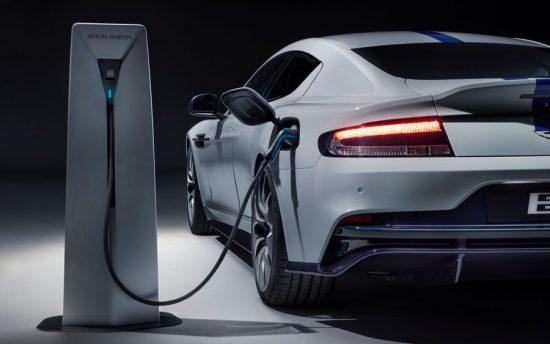 Aston Martin Rapid E é o elétrico que você gostaria de ter