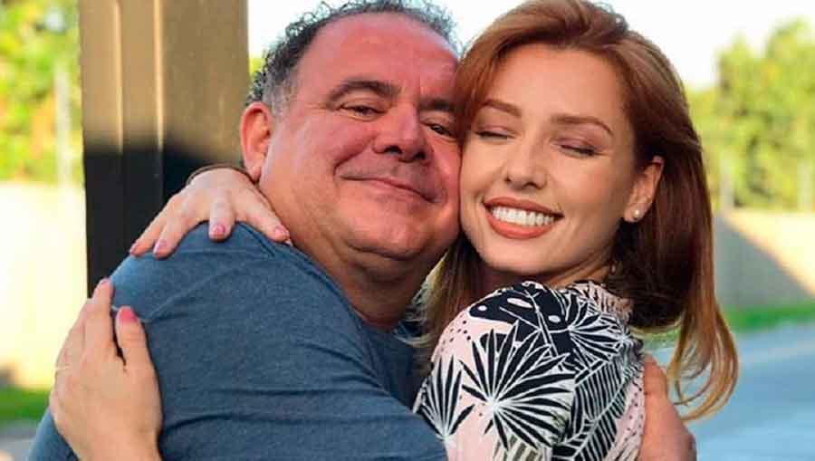 """Léo Jaime e Larissa Parison, campeões do """"Dança dos Famosos"""" (Foto: Reprodução)"""