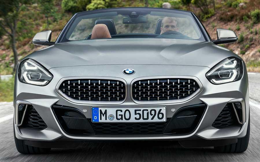 R$ 309.950 no novo BMW Z4 que estreia no Brasil