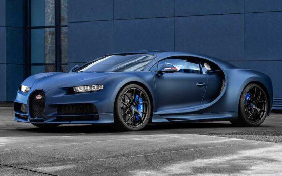 Novo tempo para a Bugatti em parceria com Jacob & Co