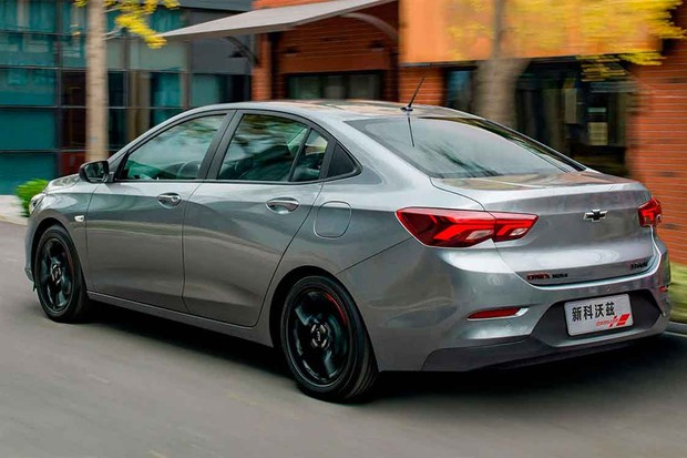 Onix Sedan: novo Chevrolet Prisma 2020 agrada no visual