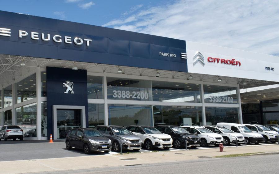 Peugeot e Citroen vão dobrar o número de concessionárias no Brasil