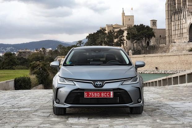 Você está preparado para o Toyota Corolla 2020?