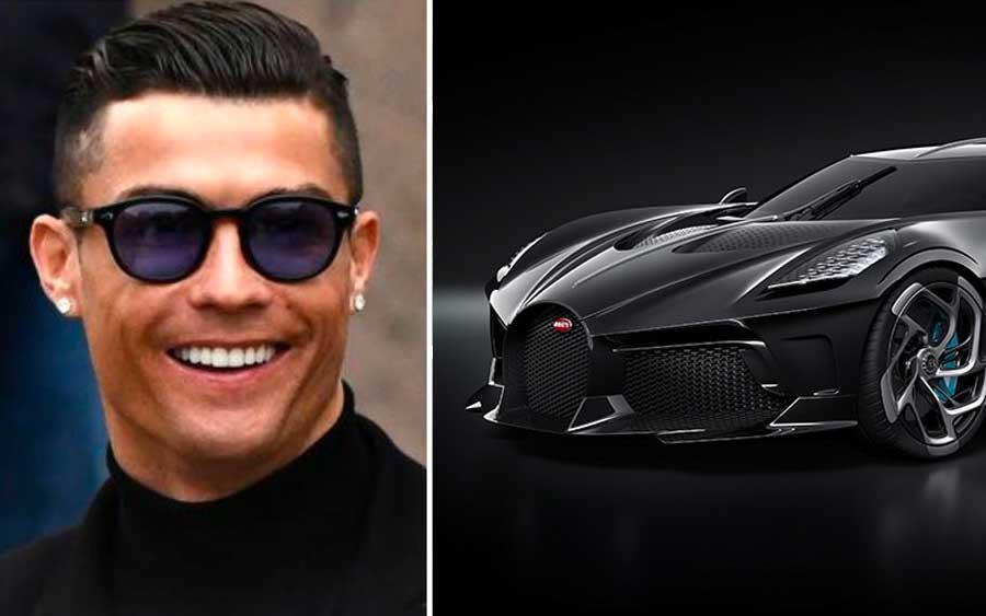 Cristiano Ronaldo pode ter comprado o carro mais caro do mundo