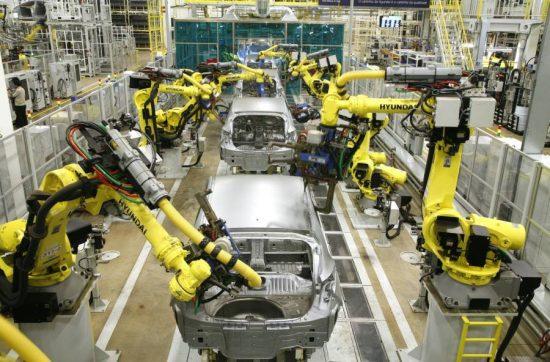 210 mil carros devem ser fabricados pela Hyundai por ano