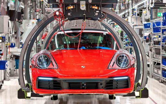 Porsche reduziu as emissões de CO2 em 75 por cento desde 2014