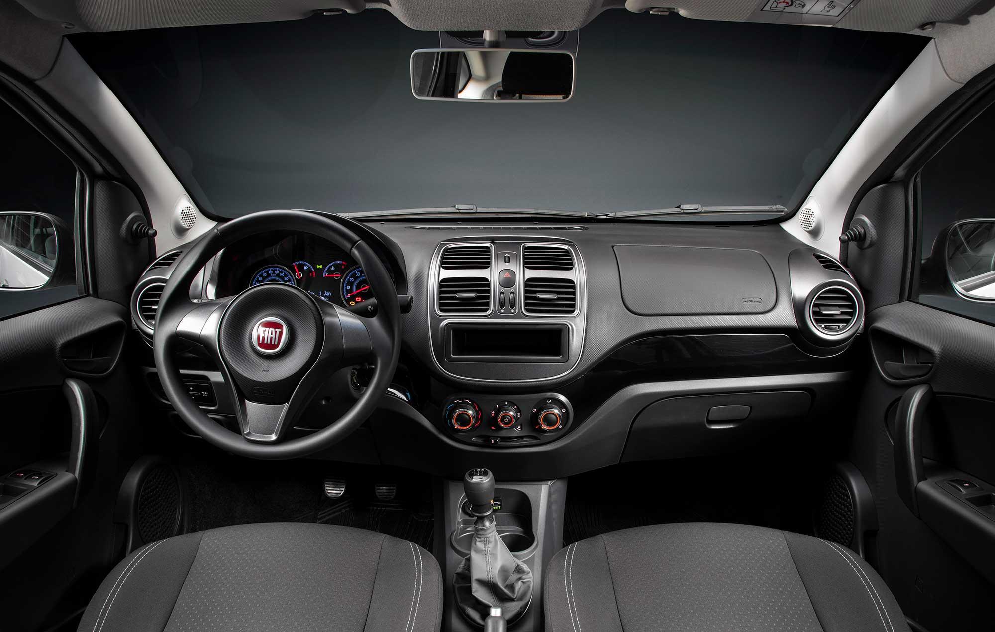 Novo Fiat Grand Siena