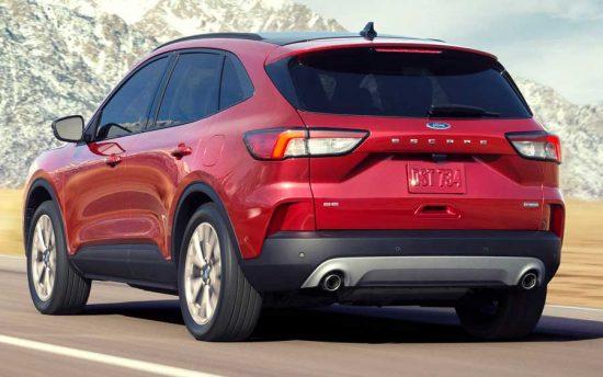Tudo sobre o novo Ford Escape 2020