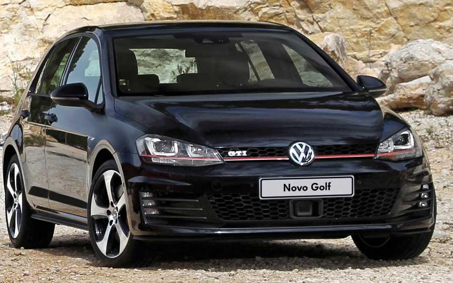 Conheça a história do VW Golf em seus 45 anos
