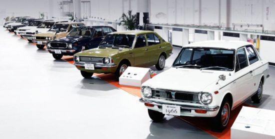 O Corolla sempre foi bem nas corridas