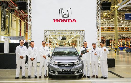 Nova fábrica da Honda Automóveis é inaugurada em Itirapina