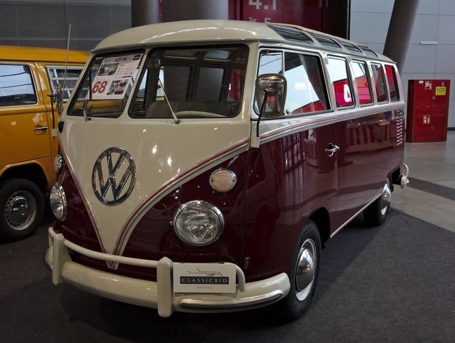 VW T1 Samba (foto: Alexander Migl / Wikimedia)