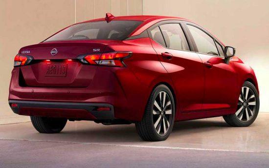 Novo Nissan Versa 2020 vem para o Brasil