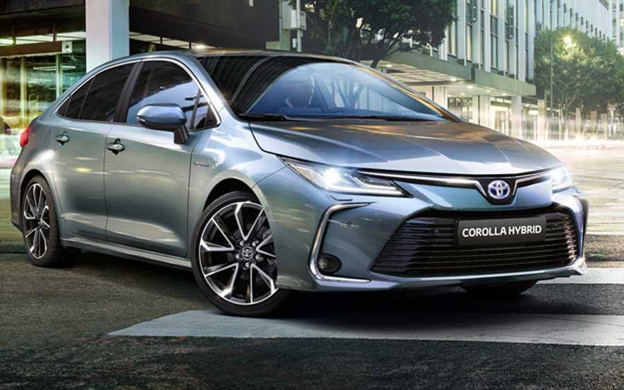 A história do Toyota Corolla