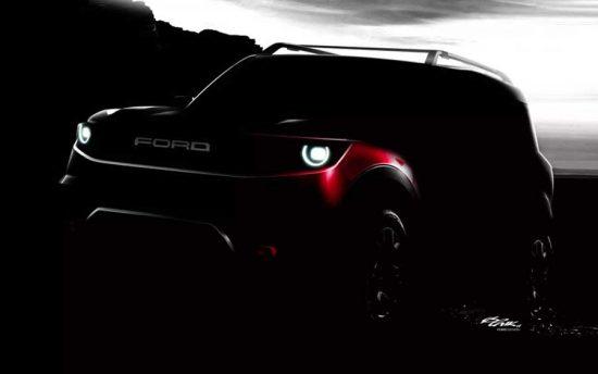Novo Ford Maverick 2020 será um SUV