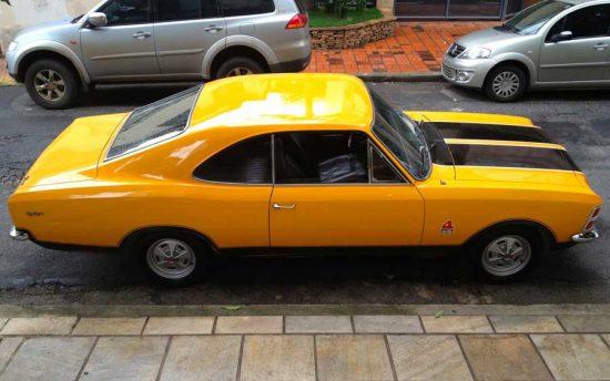 Chevrolet Opala ainda mora no coração de muita gente e o preço só aumenta