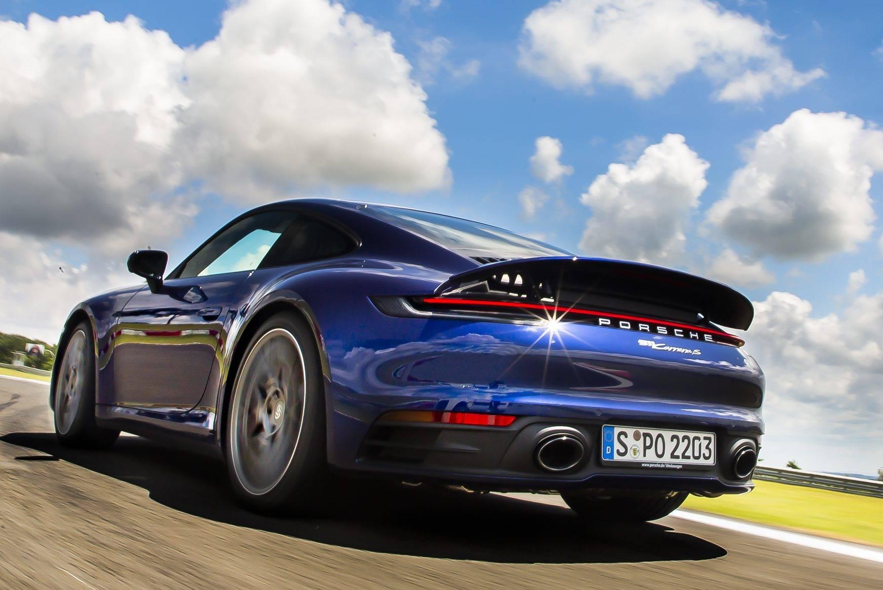 """Com """"apenas"""" R$ 679 mil você já pode comprar o novo Porsche 911 no Brasil"""