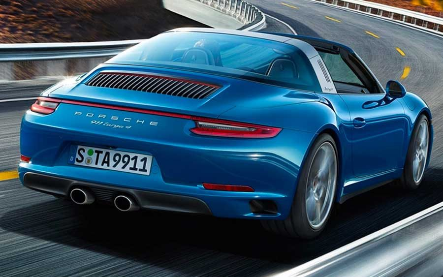 Porsche 911 Targa 4