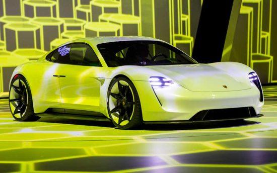 Porsche Taycan é um sonho de carro elétrico