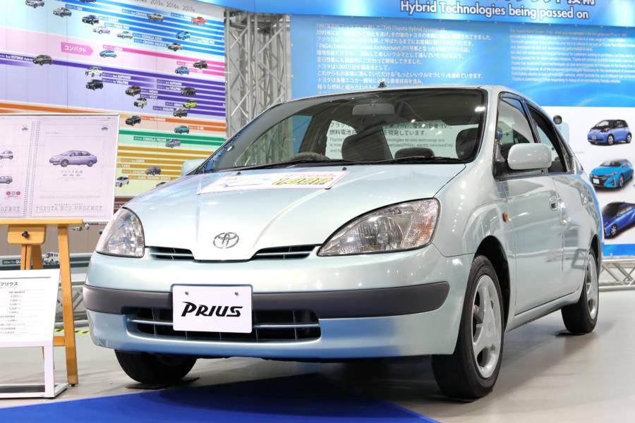 Primeira Geração do Prius (NHW10/NHW11)