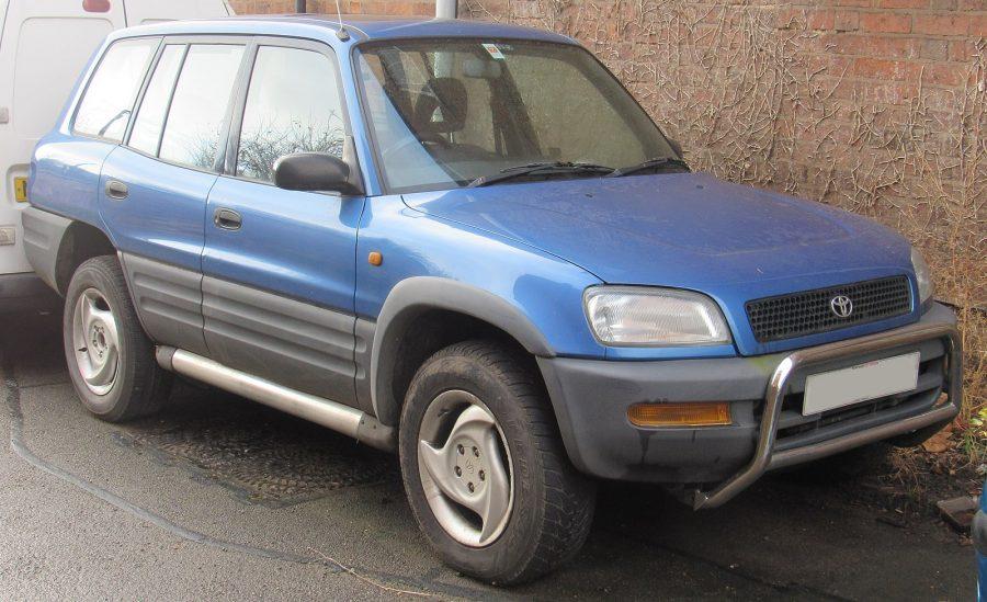 Primeira geração - 1994 até 2000 (foto: Vauxford / wikimedia)