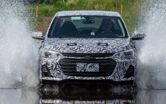 Chevrolet promete surpreender com novos carros 2020