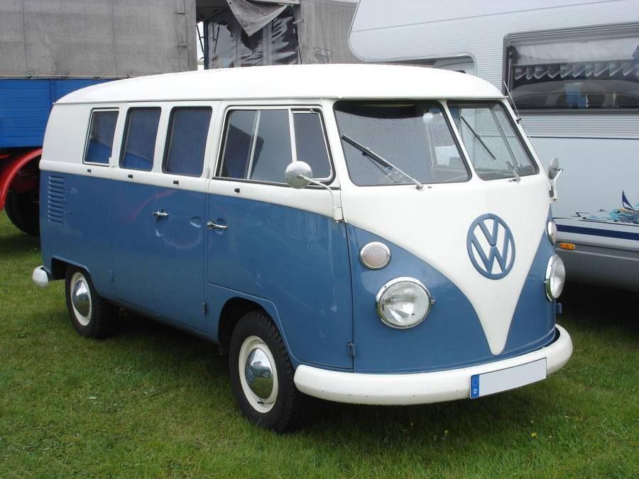 VW T1 (foto: ONordsieck / wikimedia)
