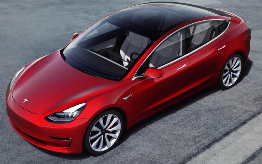 A história da Tesla Motors