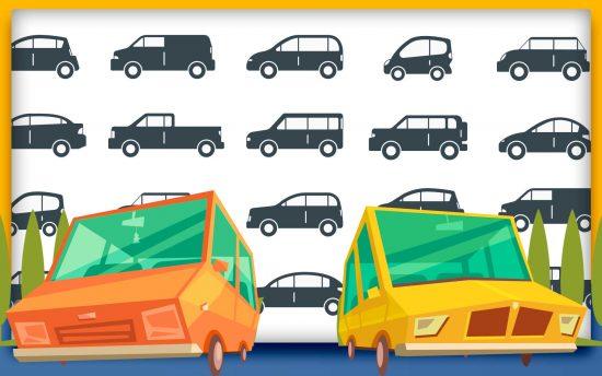 Você prefere SUV, picape, sedan ou hatch?