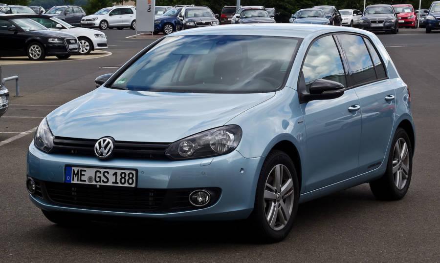Volkswagen Golf MK VI (foto: M 93 / wikimedia)
