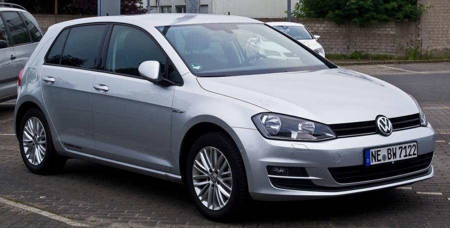 Volkswagen Golf MK VII (foto: M 93 / wikimedia)