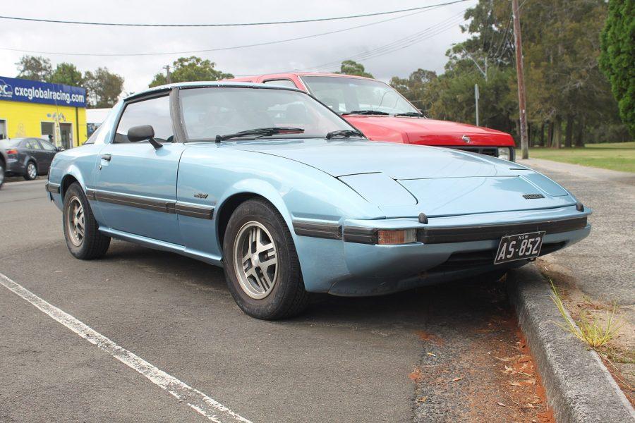 Mazda RX7 (foto: Jeremy / wikimedia)