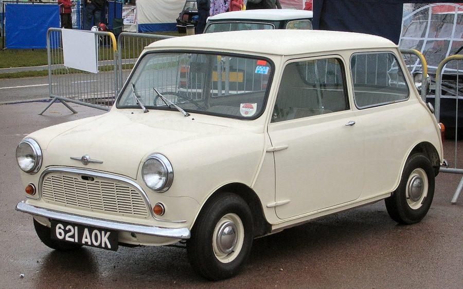 Morris Mini-Minor 1959 (foto: DeFacto / wikimedia)