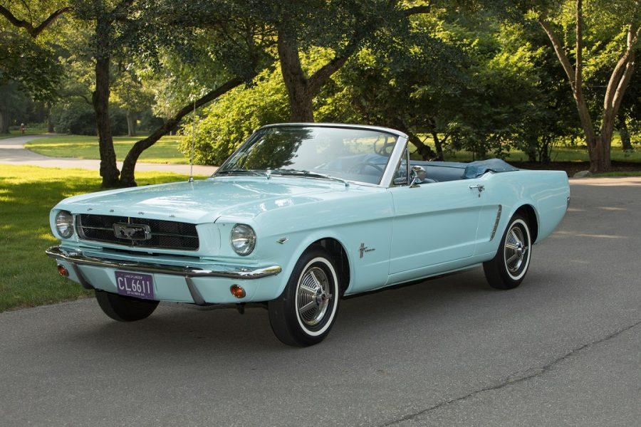 Primeira geração do Ford Mustang