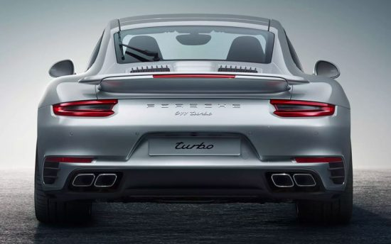 Porsche 911 Turbo é um carro exclusivo e ao alcance de poucos
