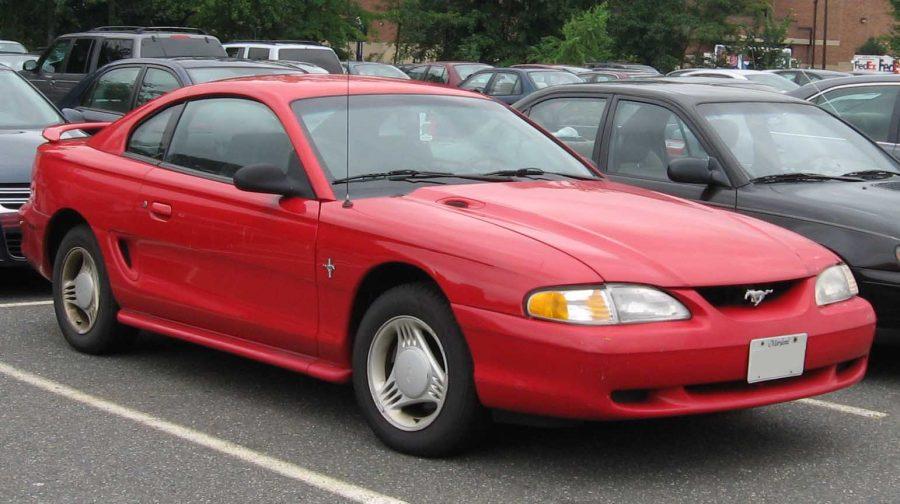 Mustang de quarta geração