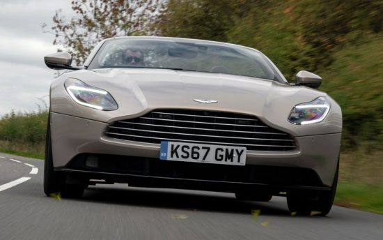 Você vai desejar ter um Aston Martin DB11 Volante