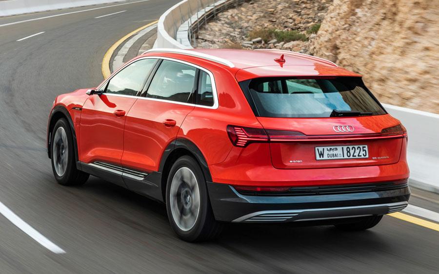 Conheça o Audi E-Tron, um SUV elétrico