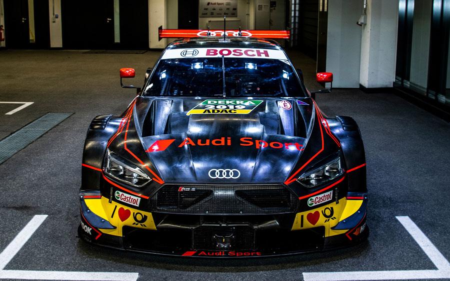 Conheça o Audi RS 5 DTM