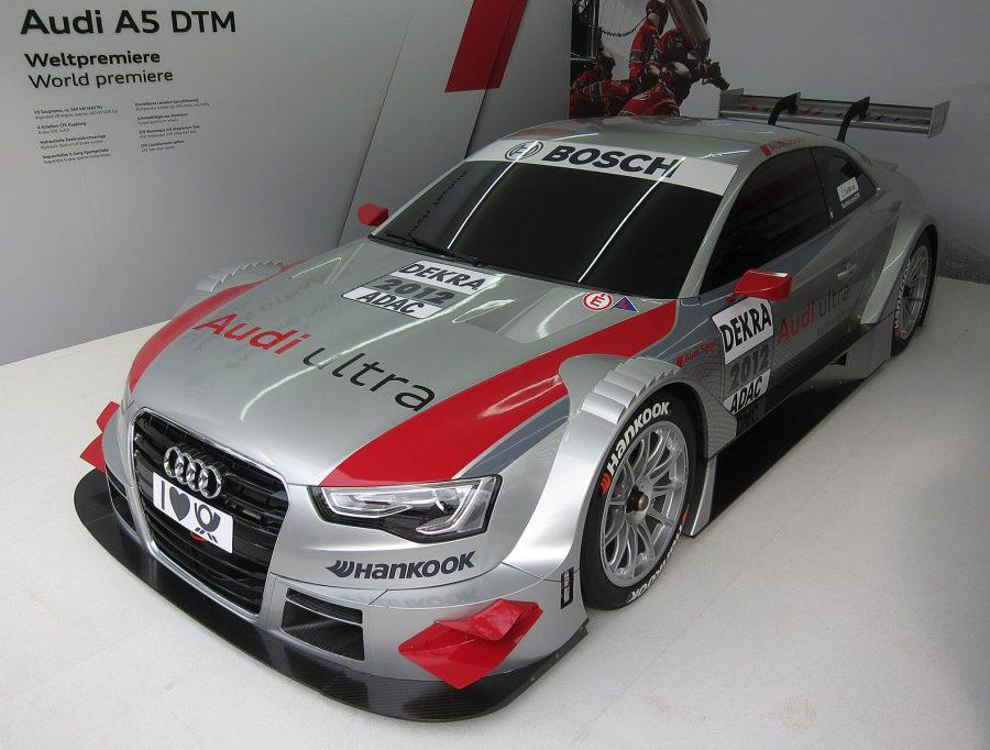Audi A5 DTM em 2011 (foto: Rainer Lippert / wikimedia)