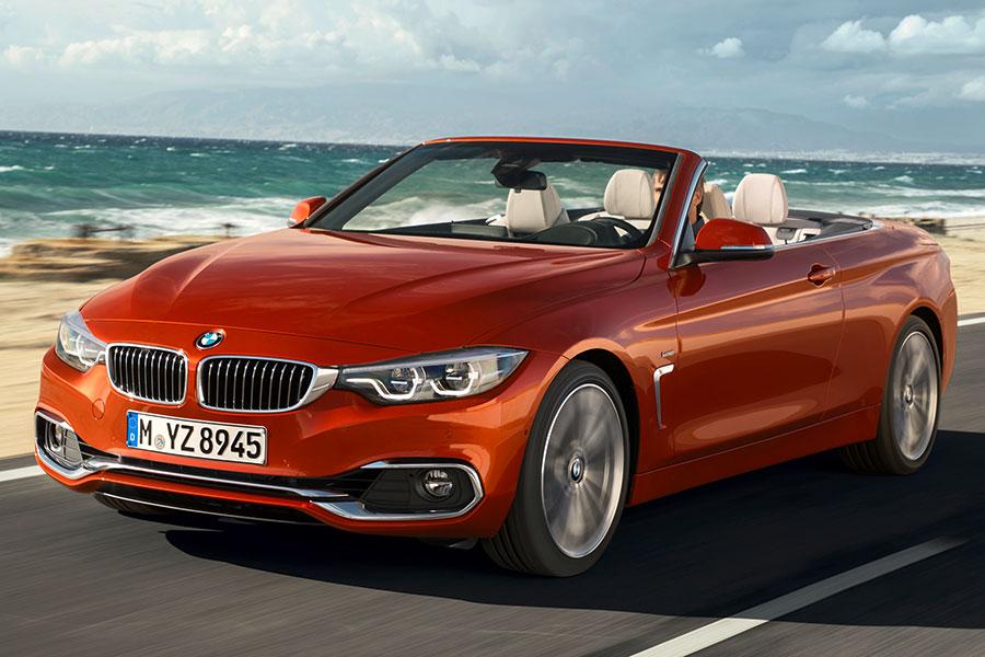 BMW Série 4 Cabrio Sport 2020 já está no Brasil