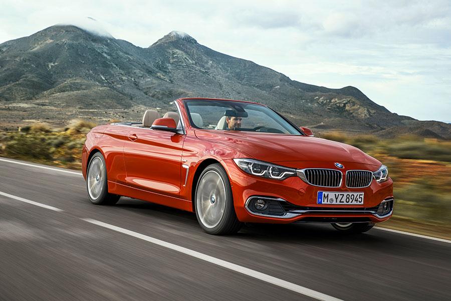 BMW Série 4 Cabrio Sport