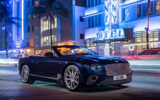 Descubra os detalhes do novo Bentley Continental GT