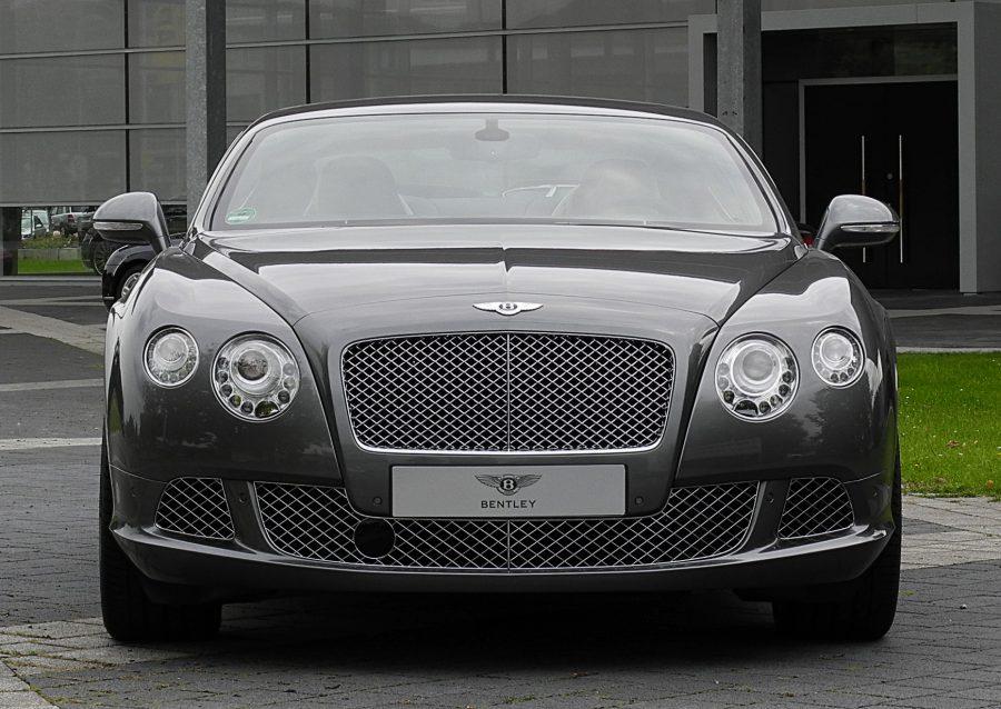 Bentley Continental GT - Segunda geração (foto: M 93 / wikimedia)