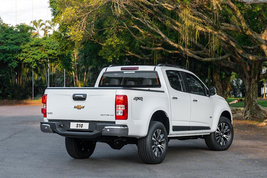 Chevrolet S10 2020