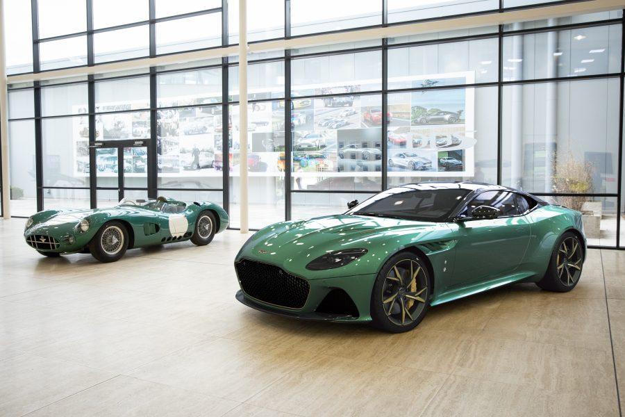 Aston Martin DBS Superleggera - DBS 59