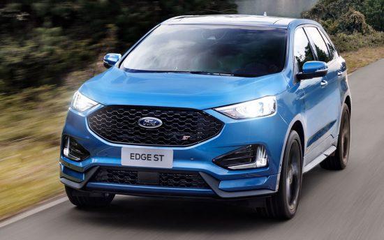Ford Edge ST é um SUV empolgante de dirigir