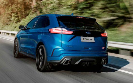 Ford Edge ST pode ser comprado por R$ 299 mil