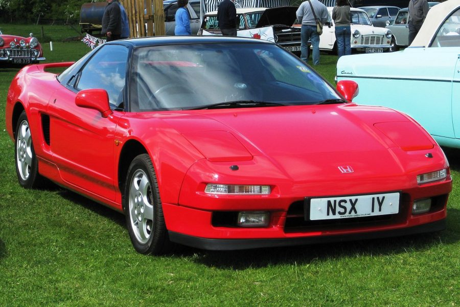 Honda NSX 1991 (foto: Charles01 / wikimedia)